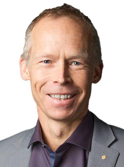 Professor Dr. Johan Rockström